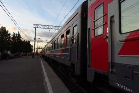 VLOG: Transmongolië Express