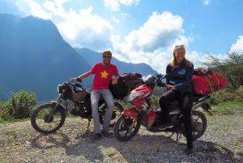 VLOG: Motorrijden door Noord Vietnam