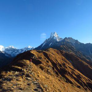 Mardi Himal Nepal