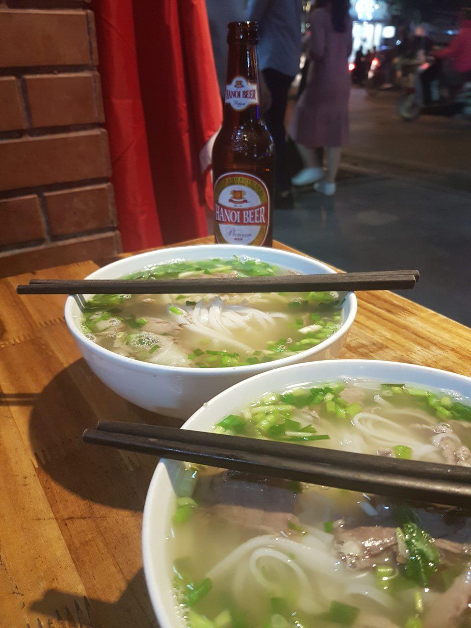 Pho in Hanoi