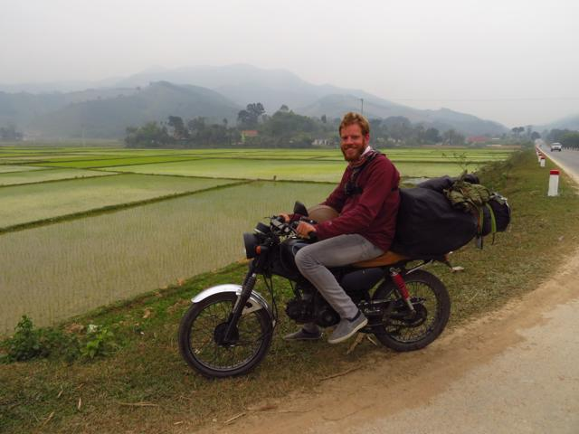 Motorroute Vietnam Ninh Binh