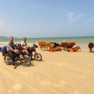 Motorrijden door Vietnam