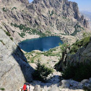 Wandeling Lac de Melo & Capitallo