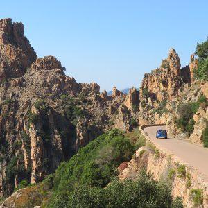 Roadtrip op Corsica