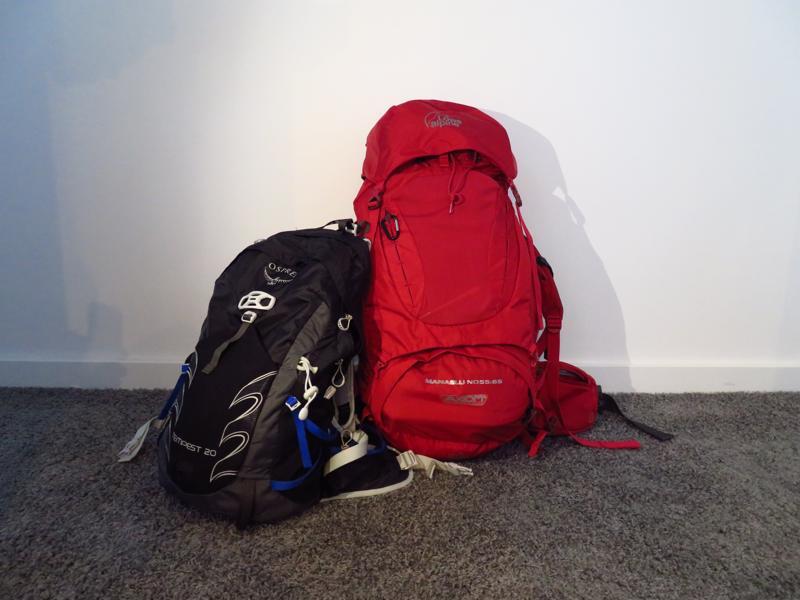 Paklijst backpacken
